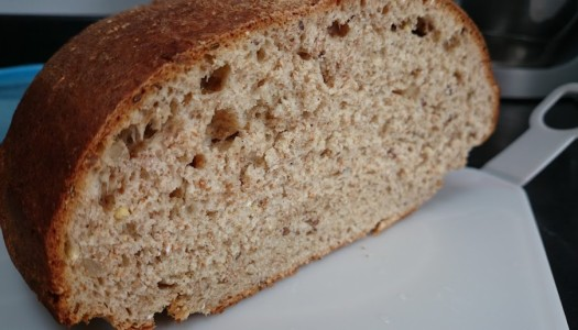 Seeded Bread Bloomer Recipe