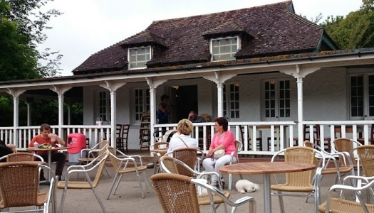 Hove Park Cafe, Brighton and Hove