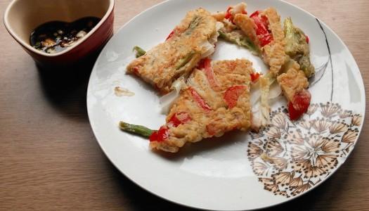 Korean Seafood Pancake Recipe