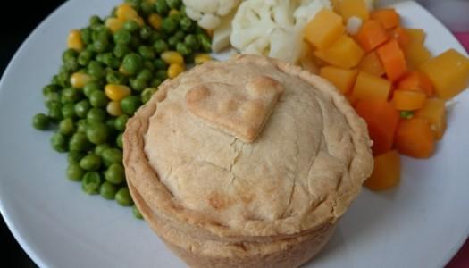 Lentil Gratin Pie Recipe