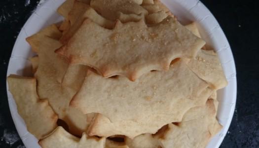 Bat Biscuit Recipe