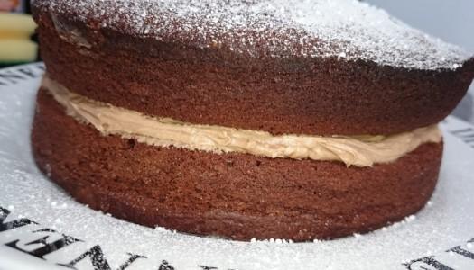 Chocolate Sponge Cake Recipe