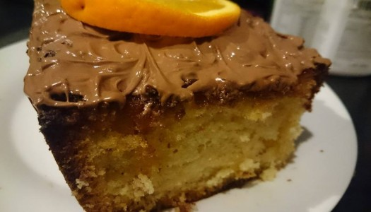 Chocolate Orange Loaf Recipe