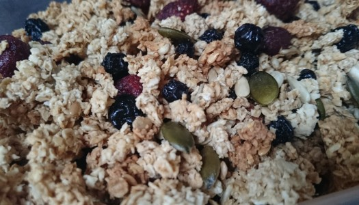 Good Granola Recipe