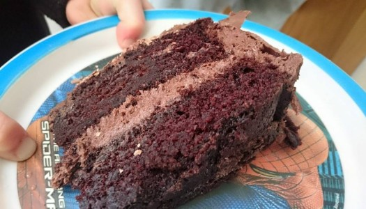 Double Chocolate Cake Recipe