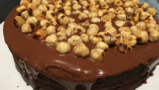 Gluten Free Nutella Cake Recipe
