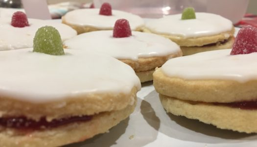 Video: Scottish Empire Biscuit | Recipe