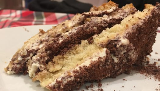 Video: Tiramisu Gateau | Recipe